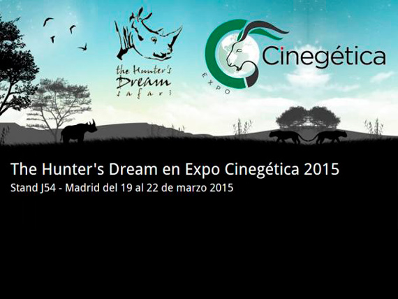 The Hunter's Dream en Cinegetica 2015